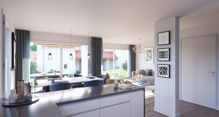 A VENDRE : Magnifiques villas jumelées à Lavey-Morcles image 3