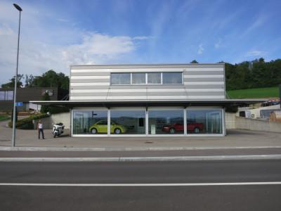 1 Immeuble individuel rénové affectation mixte Grand appartement – Garage Atelier- Exposition image 1