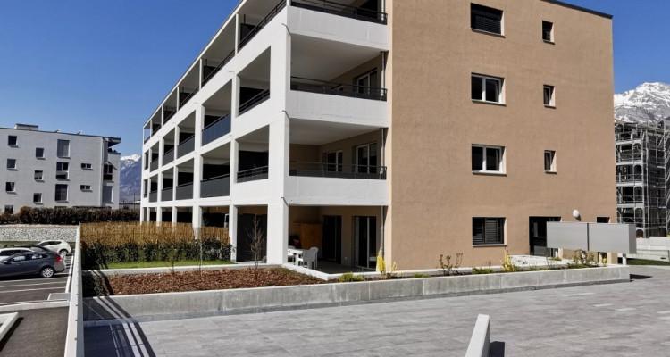 LOCATION VENTE - Appartement neuf de 2,5 pièces proche du Rhône. image 1