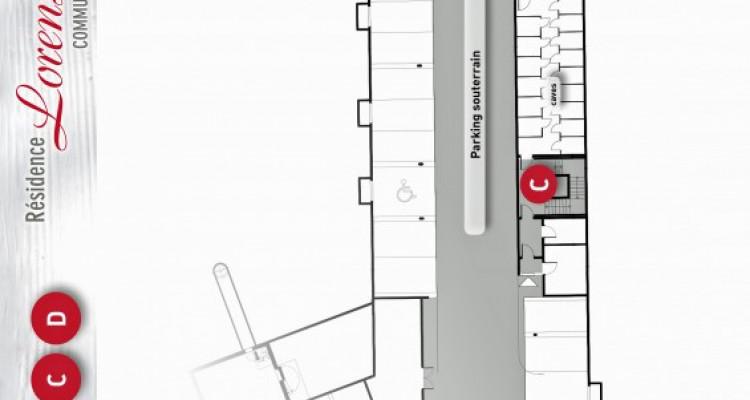 LOCATION VENTE - Appartement neuf de 2,5 pièces proche du Rhône. image 9
