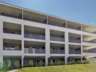 LOCATION VENTE - Appartement neuf de 2,5 pièces avec balcon. image 1