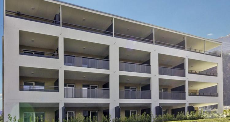 LOCATION VENTE - Appartement neuf de 3 pièces proche du Rhône. image 1