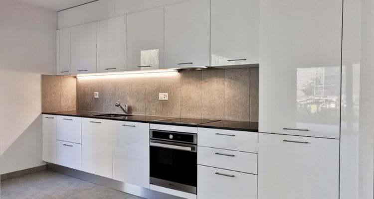 LOCATION VENTE - Appartement neuf de 3 pièces proche du Rhône. image 2