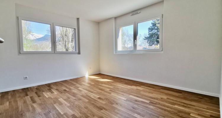 LOCATION VENTE - Appartement neuf de 3 pièces proche du Rhône. image 9