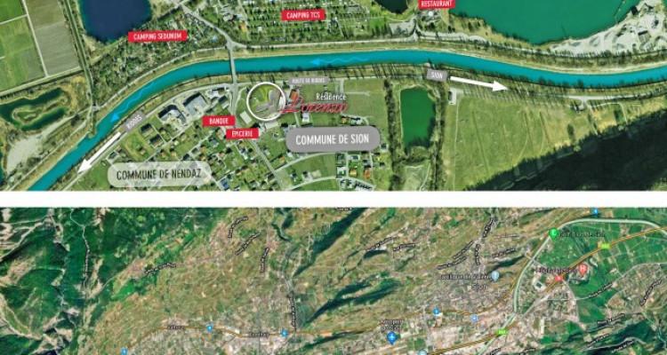LOCATION VENTE à Fr. 1300.-/mois pour un 2,5 pièces proche du Rhône. image 14