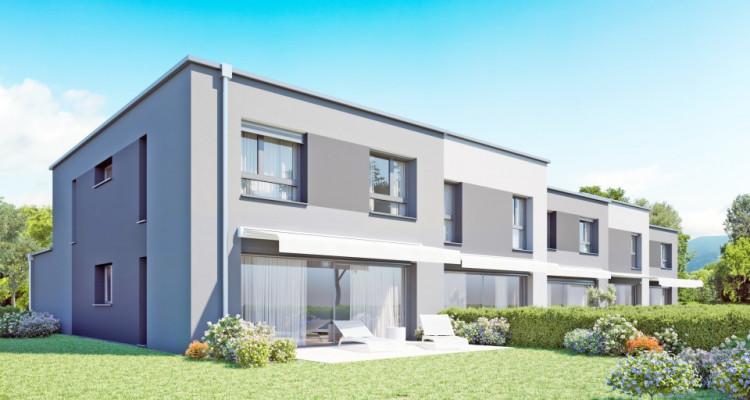 FOTI IMMO - Duplex de 5,5 pièces au rez avec jardin image 3