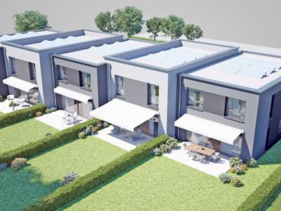FOTI IMMO - Duplex de 5,5 pièces au rez avec jardin image 1