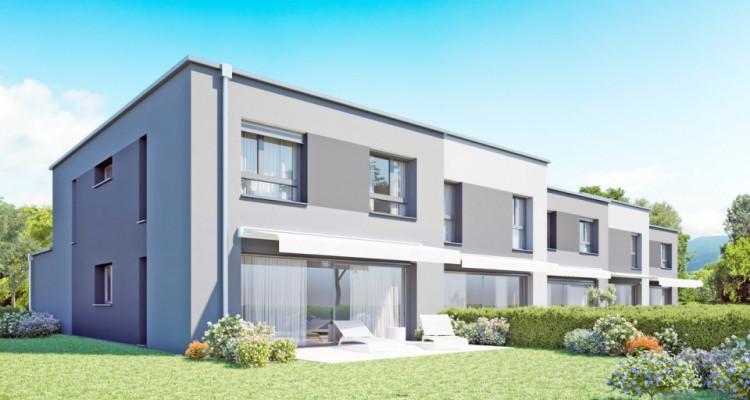 FOTI IMMO - Duplex de 5,5 pièces au rez avec jardin. image 1