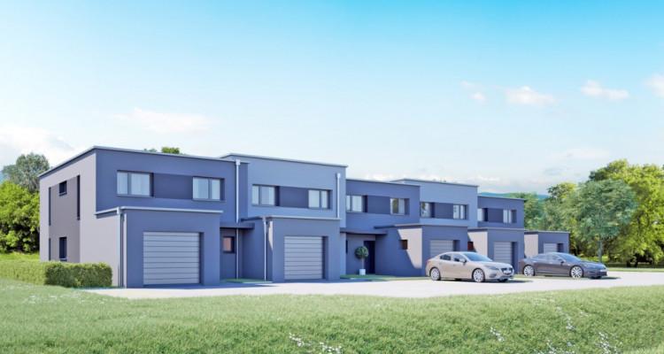 FOTI IMMO - Duplex de 5,5 pièces au rez avec jardin. image 4