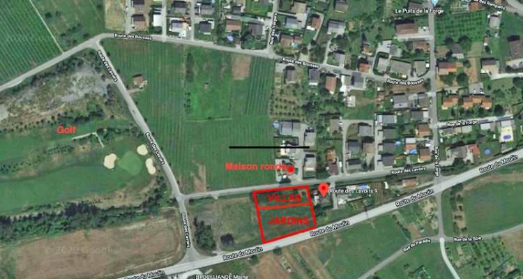 FOTI IMMO - Duplex de 5,5 pièces au rez avec jardin. image 8
