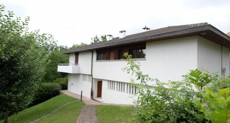 Magnifique propriété 10 pièces/ 5 chambres / avec vue dégagée - Genève centre image 1
