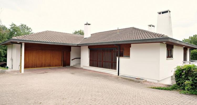 Magnifique propriété 10 pièces/ 5 chambres / avec vue dégagée - Genève centre image 2