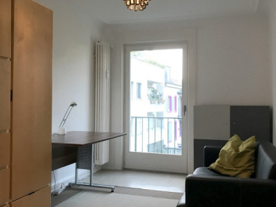Furnished bright room with balcony / shared flat by the Rhein image 1