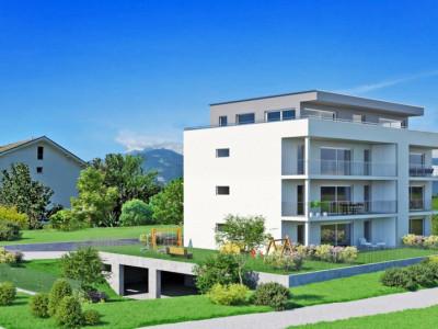 FOTI IMMO - Bel appartement de 4,5 pièces avec un grand balcon. image 1