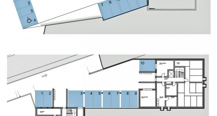 FOTI IMMO - Appartement de 1,5 pièce avec balcon. image 7