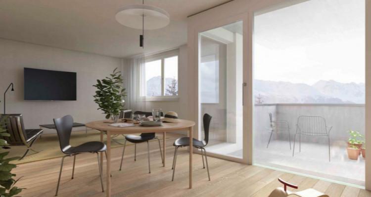FOTI IMMO - Appartement de 2,5 pièces avec balcon. image 3