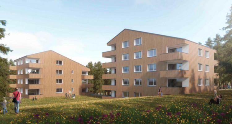 FOTI IMMO - Appartement en attique de 3,5 pièces avec balcon. image 1