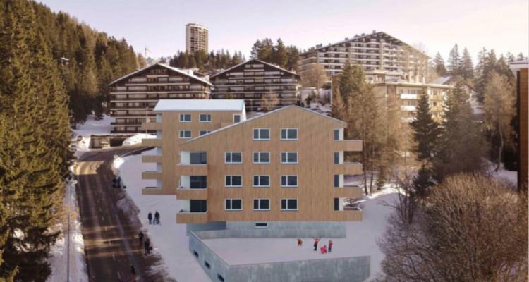 FOTI IMMO - Appartement en attique de 3,5 pièces avec balcon. image 4