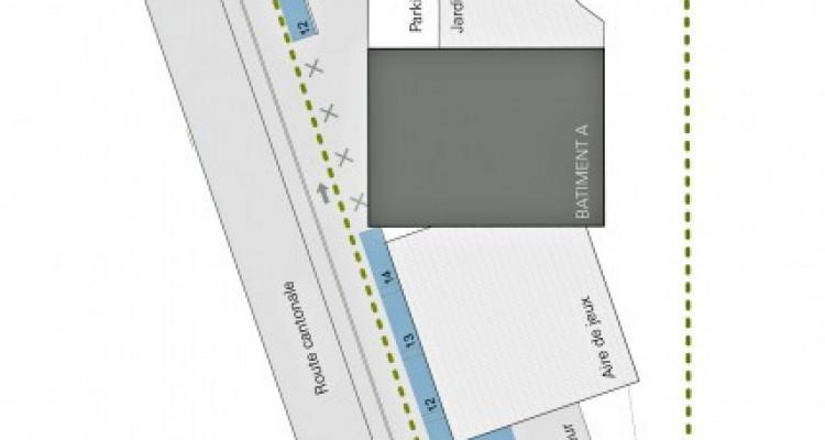 FOTI IMMO - Appartement en attique de 3,5 pièces avec balcon. image 8