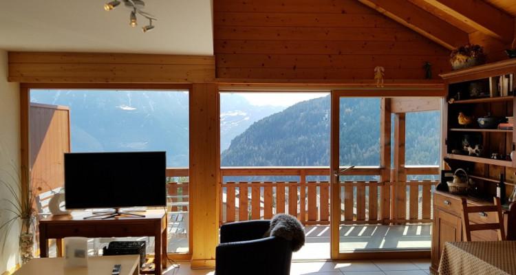 Très bel appartement avec mezzanine et balcon - proche des bains image 1