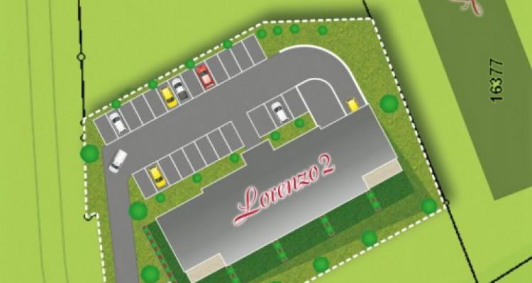 LOCATION VENTE - Appartement de 3,5 pièces avec balcon. image 7