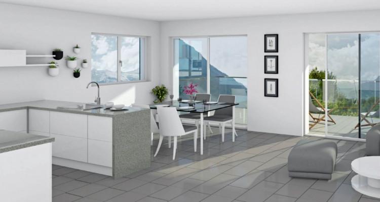 LOCATION VENTE - Appartement de 2,5 pièces avec balcon. image 2