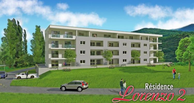 LOCATION VENTE - Appartement de 3,5 pièces avec balcon. image 1