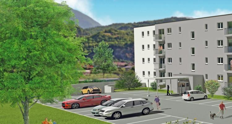 LOCATION VENTE - Appartement de 3,5 pièces avec balcon. image 4