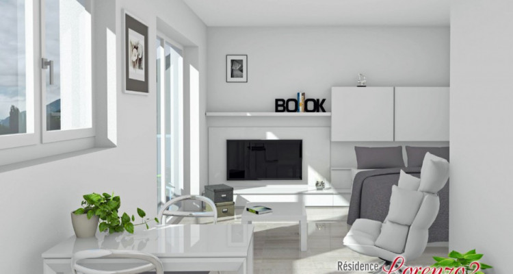 LOCATION VENTE - Joli studio avec balcon. image 2