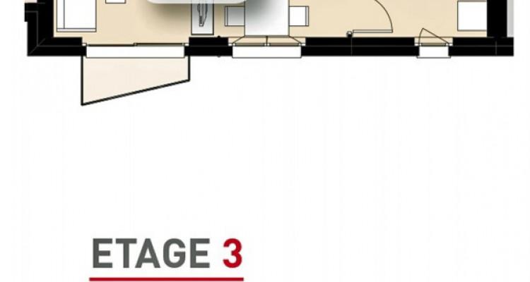 LOCATION VENTE - Joli studio avec balcon. image 5