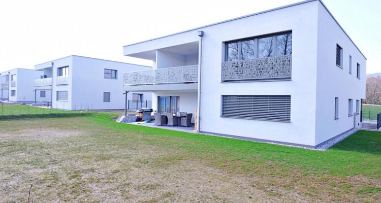 Magnifique appart 3,5 p / 2 chambres / 2 SDB / balcon avec vue image 3