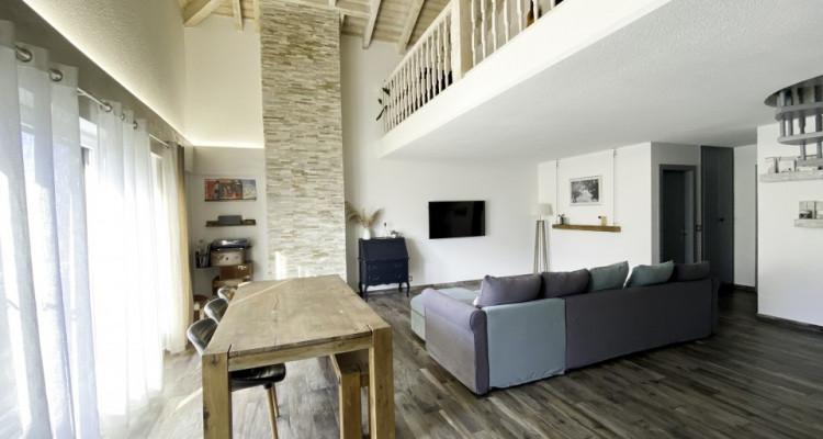 Appartement en duplex de 6.5 pièces rénové en 2018 image 2