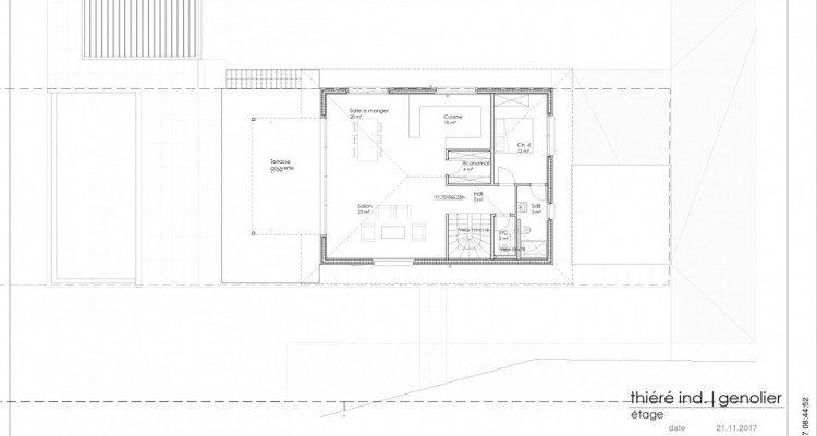 Villa individuelle dexception de 6.5 pièces avec piscine image 14