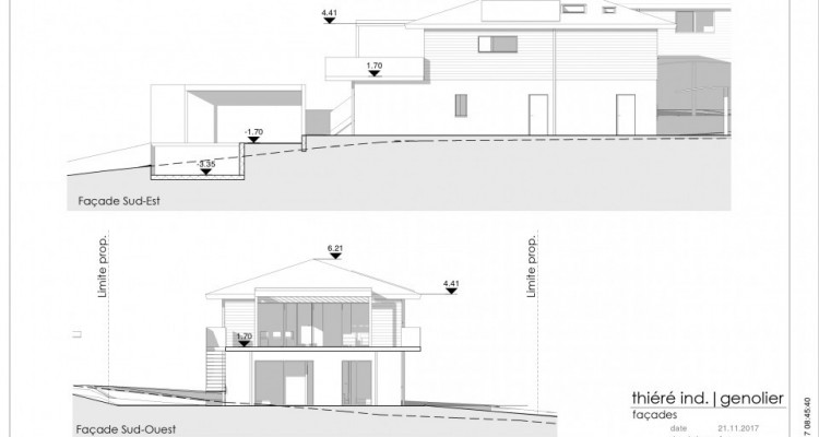 Villa individuelle dexception de 6.5 pièces avec piscine image 15