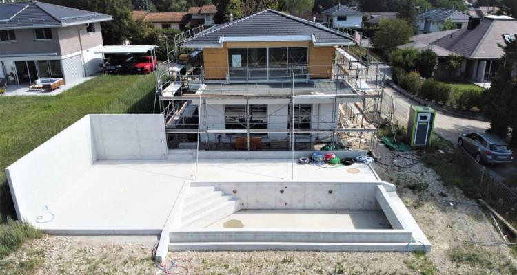 Villa individuelle dexception de 6.5 pièces avec piscine image 1