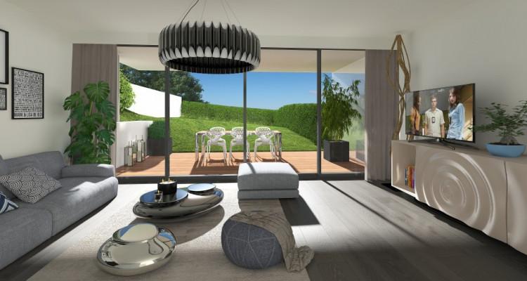 Appartement 3 pièces avec terrasse et jardin image 1