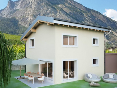 Maison à construire de 4,5 p / 3 chambres / 1 SDB / avec jardin image 1