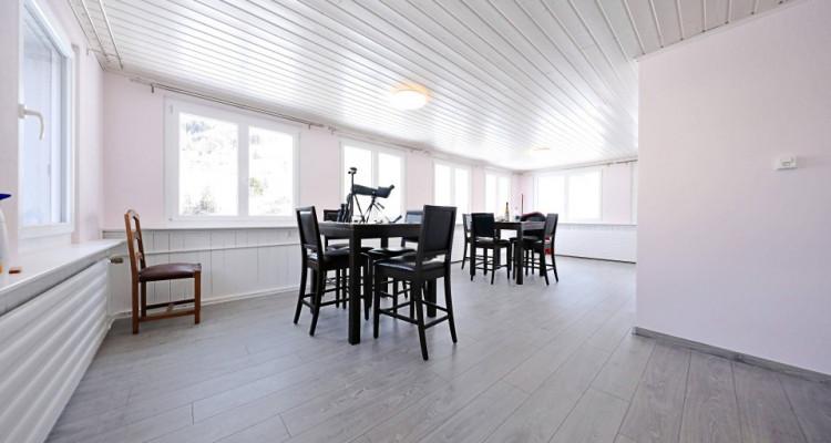 Magnifique maison villageoise 5 p / 3 chambres / 3 SDB / terrasses image 3