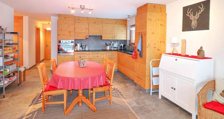 Magnifique appart 3,5 p / 2 chambres / 2 SDB / avec balcon. image 3