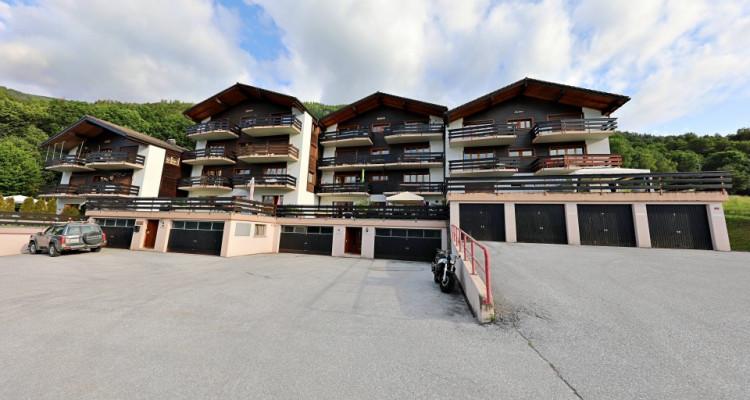 Magnifique appart meublé 4,5 p / 3 chambres / 2 SDB / balcons avec vue image 1