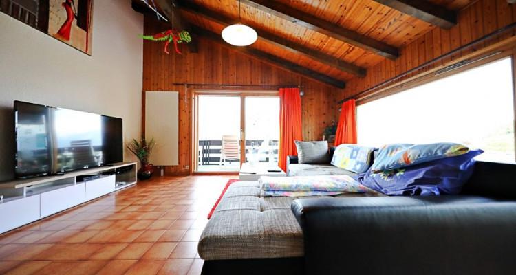Magnifique appart meublé 4,5 p / 3 chambres / 2 SDB / balcons avec vue image 3