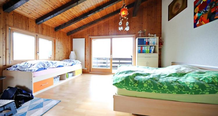 Magnifique appart meublé 4,5 p / 3 chambres / 2 SDB / balcons avec vue image 6