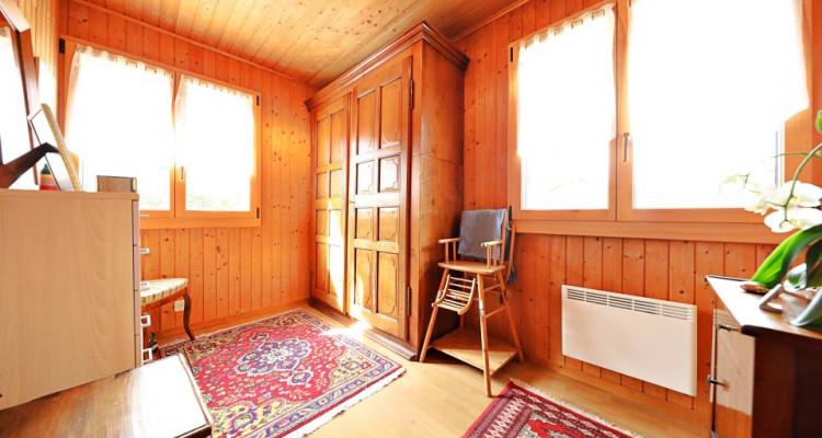 Magnifique chalet 3,5 p / 2 chambres / 1 SDB / terrasse avec jardin image 5