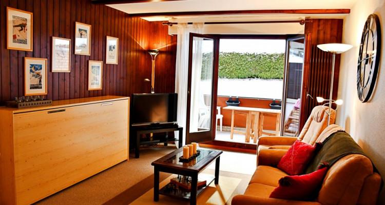 Magnifique appart 2,5 p / 1 chambre / 2 SDB / balcon avec vue image 2