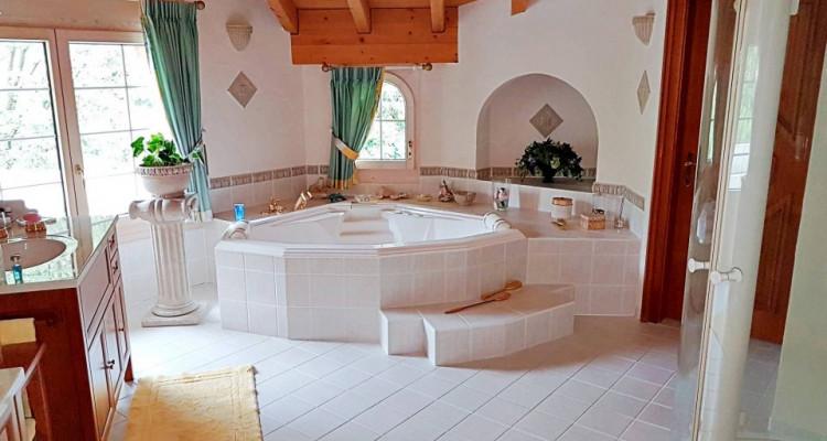 Superbe villa individuelle 8 p / 5 chambres / 4 SDB / piscine / vue image 11