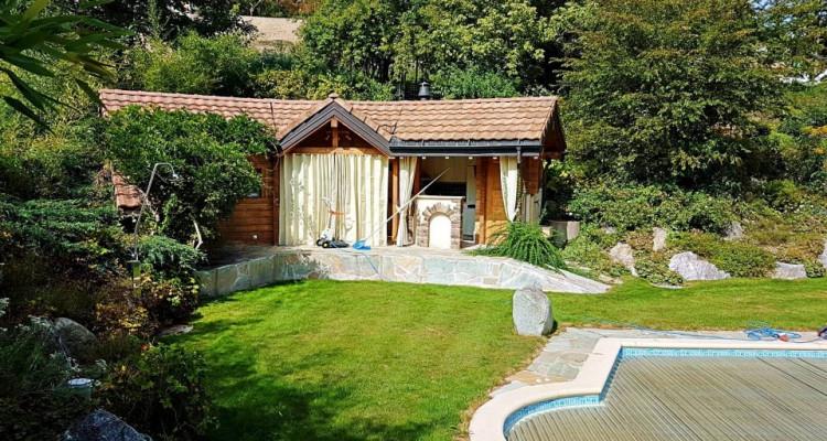 Superbe villa individuelle 8 p / 5 chambres / 4 SDB / piscine / vue image 18