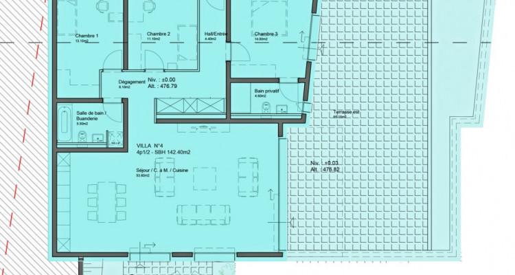 FOTI IMMO - Magnifique appartement en terrasse de 4,5 pièces. image 5