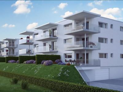 FOTI IMMO - Bel appartement de 4,5 pièces avec jardin. image 1