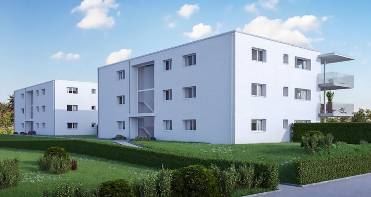FOTI IMMO - Bel appartement de 4,5 pièces avec jardin. image 3