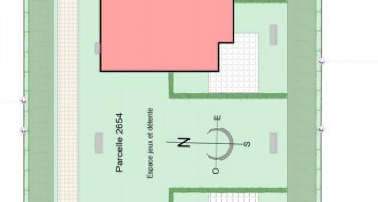 FOTI IMMO - Bel appartement de 4,5 pièces avec jardin. image 8